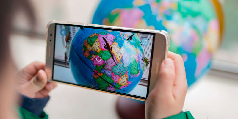 augmented-reality-in-education-industry