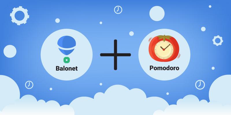 بالونت و تکنیک پومودورو