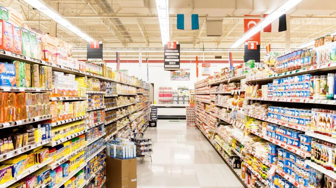 سوپرمارکتها الگوی اصلی کانبان